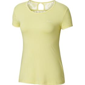 Columbia Peak To Point Novelty T-shirt à manches courtes Femme, sunnyside